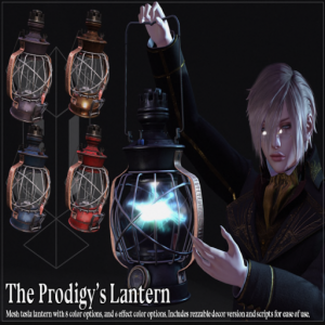 !R! ENGINE ROOM EXCLUSIVE The Prodigy's Lantern