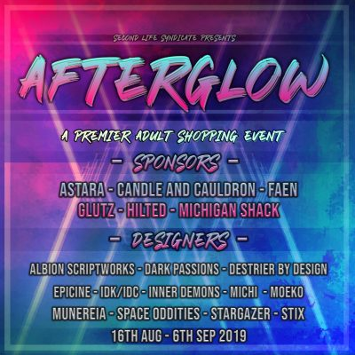 Afterglow_Poster_August_2019