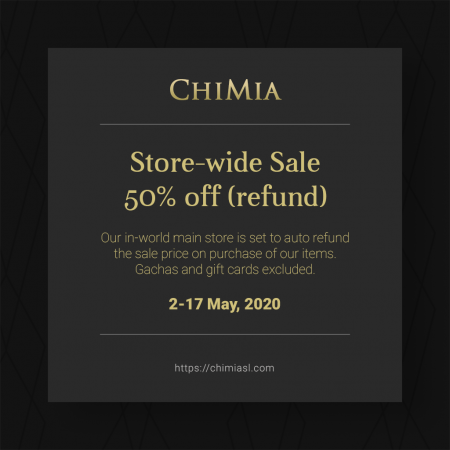 ChiMia_Half_Off_Sale_2-17_May_2020