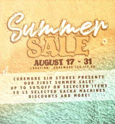 Curemore Sale