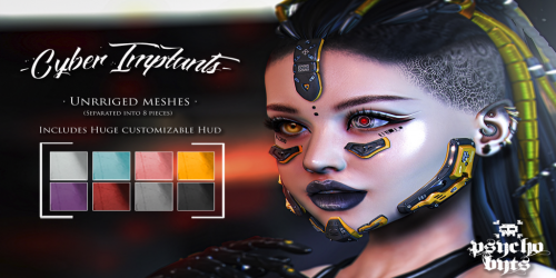 .{PSYCHO_Byts} -CyberImplants- AD