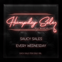 Humpday Sale Logo