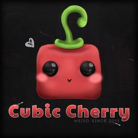 Cubic Cherry LOGO 2019 512×512