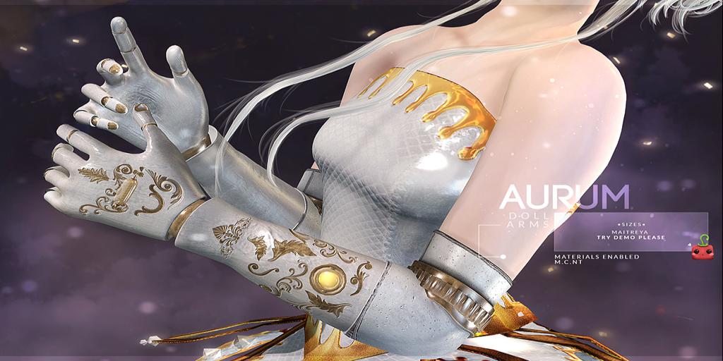 Aurum doll arms cubic cherry ad 2019-1024x630