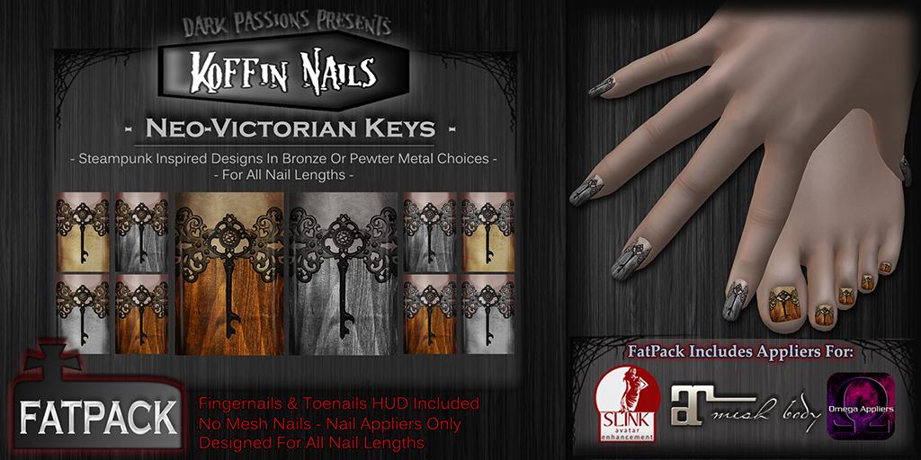 Koffin_Nails_-_Fatpack_-_Neo-Victorian_Keys