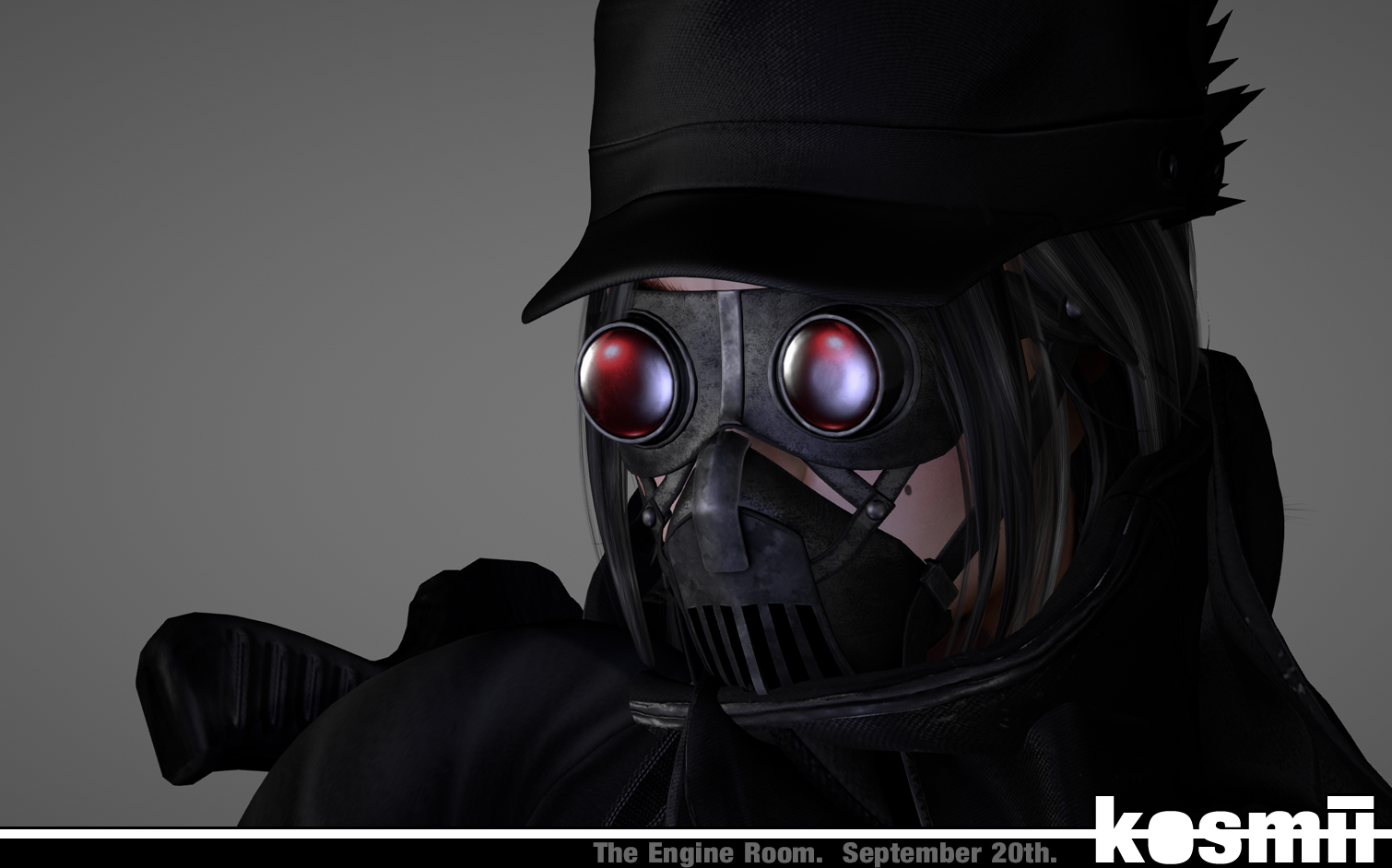 Kosmii Korps Mask