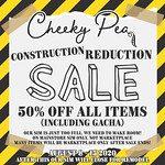 Cheeky Pea Sale