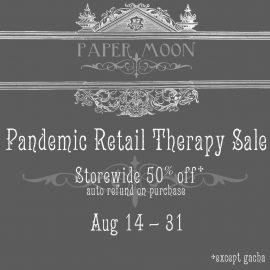 Paper Moon Sale