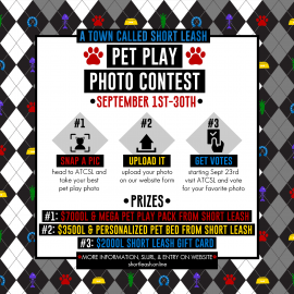 ATCSL_September_Pet_Play_Contest_poster