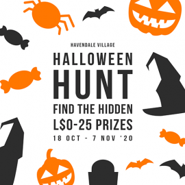 Halloween Hunt by Havendale Village 2020