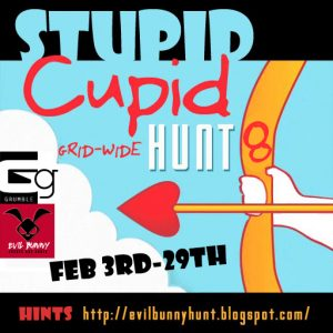 The Stupid Cupid Hunt