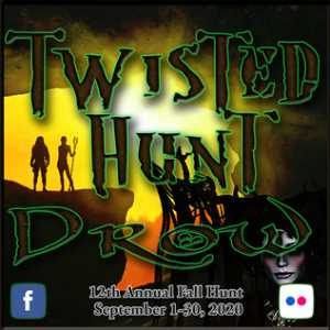Twsited Hunt Fall 2020