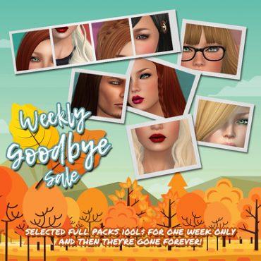 Wasabi – Weekly Hair Sale 11