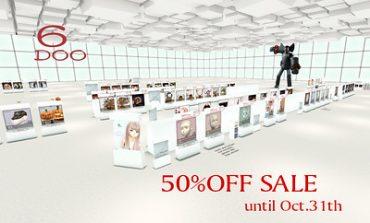 6Doo – 50% off Sale
