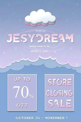 JesyDream – Closing Sale