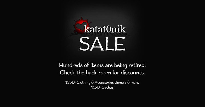 Katat0nik – Retirement Sale