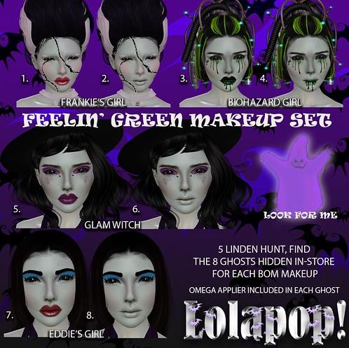 Lolapop – Ghostie Hunt