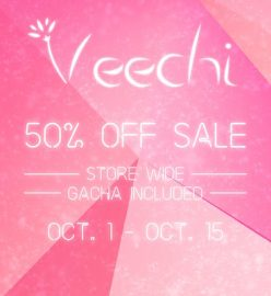 Veechi – 50% off Sale