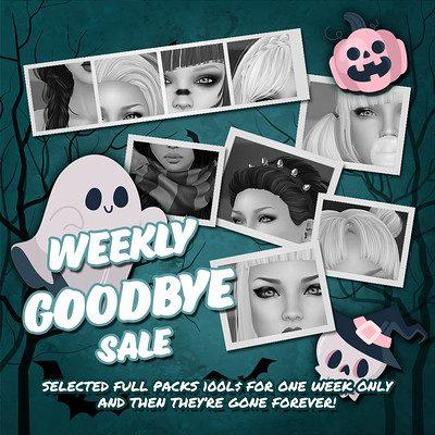 Wasabi – Weekly Goodbye Sale #13