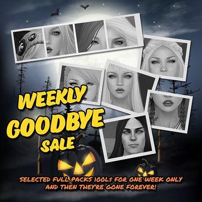 Wasabi – Weekly Goodbye Sale #14