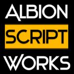 Albion_ScriptWorks_Logo_Black_512