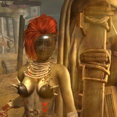 Helli – SL Syndicate – Forsaken Planet – Thumbnail