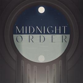 Midnight Order Sign Plain