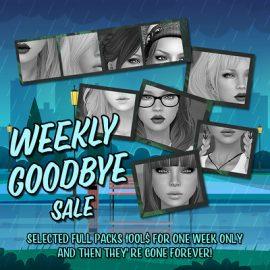 Wasabi – Weekly Goodbye Sale #17