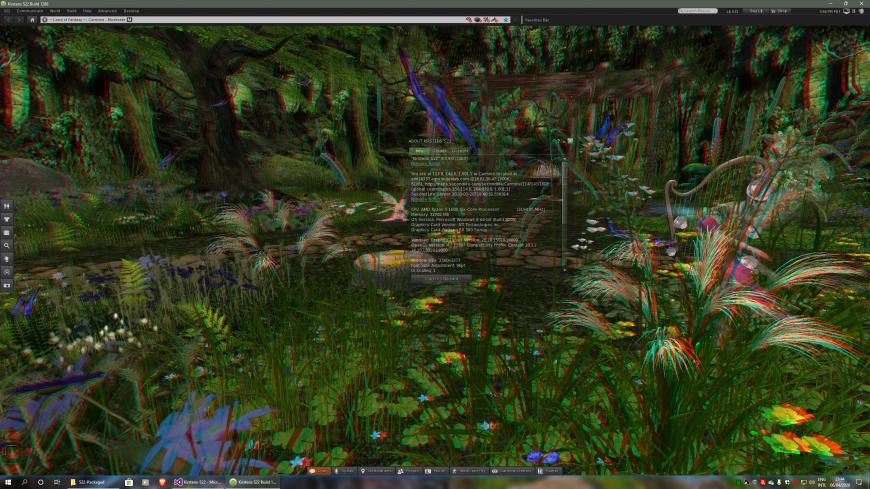 Kirstens Viewer 3D settings