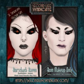 Second Life Syndicate – Midnight Order Group Gift