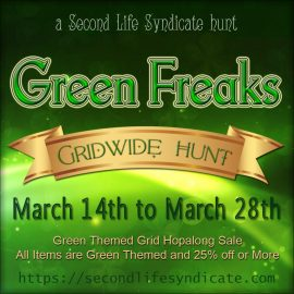 SL Syndicate – Green Freaks Hunt & Sale – V2