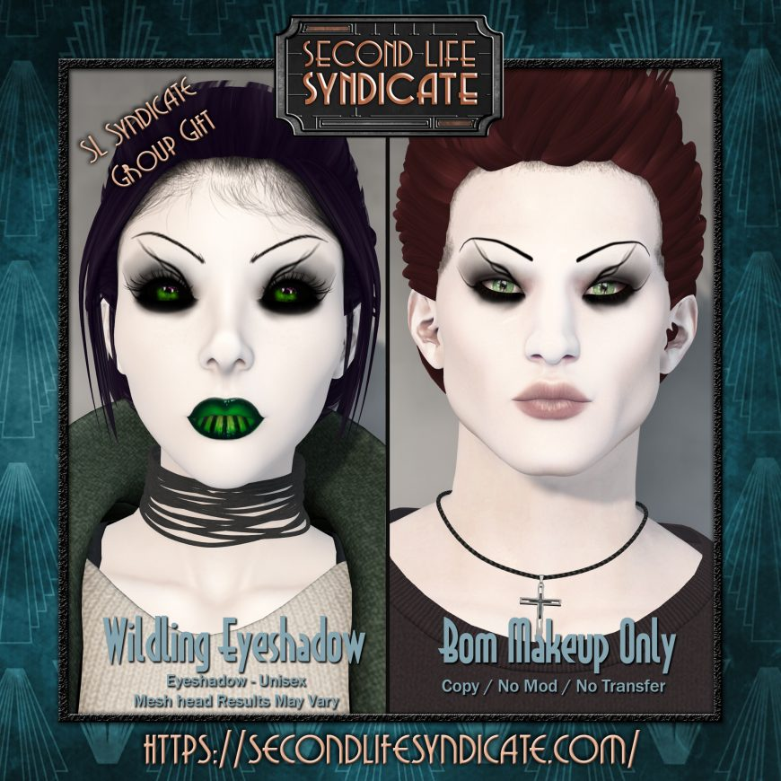 Second Life Syndicate – Midnight Order Group Gift 2