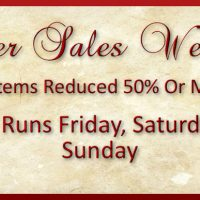 Super Sales Weekend Sign Final Header