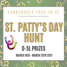 FabFree – St Patty's Hunt
