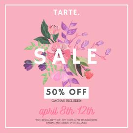 Tarte Sale