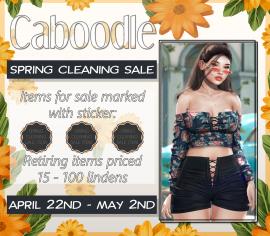 Caboodle Sale