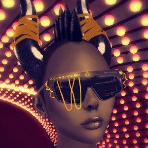 Helena Stringer – SL Syndicate – Prime Punk – Cyber Fashionista – Thumbnail
