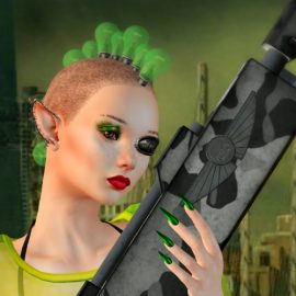 Helena Stringer – SL Syndicate – Prime Punk – My Only Love – Thumbnail