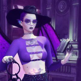 Helena Stringer – SL Syndicate – Ritual – Soul Searching – Thumbnail