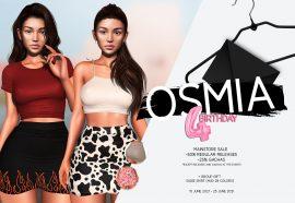 Osmia Sale