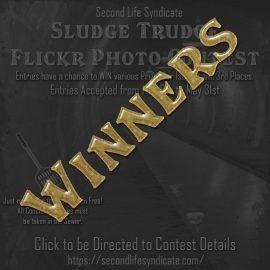 SLS Sludge Trudge Flickr Photo Contest – Winners
