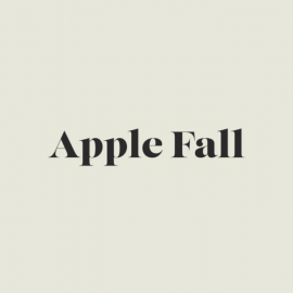 Apple Fall Logo