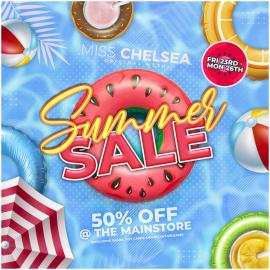 .miss chelsea. Summer Sale 2021