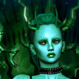 Helena Stringer – SL Syndicate – Xenopunk – Thumbnail