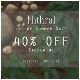 Mithral Sale