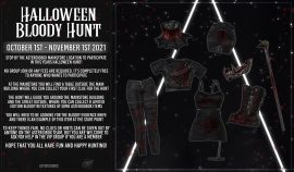Halloween Blood Hunt Asteroidbox