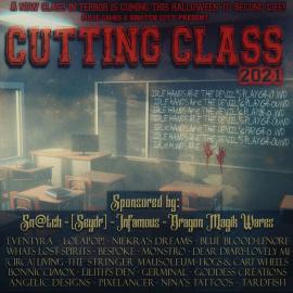 Cutting Class 2021 Sponsor Poster 10-8