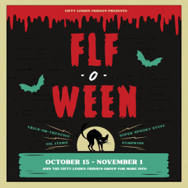 FLF-o-Ween '21 Poster
